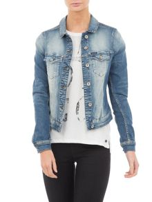 Garcia Slim Fit Denim Jacket