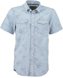 Garcia Boys Cotton Short Sleeved Shirt