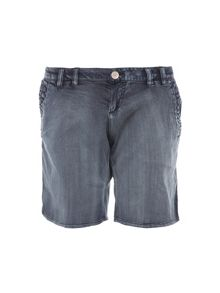 Garcia Distressed Denim Shorts