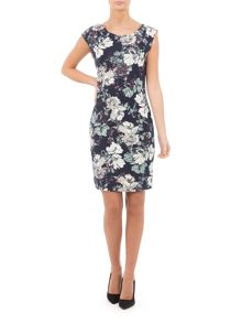 Garcia Slim Fit Floral Dress