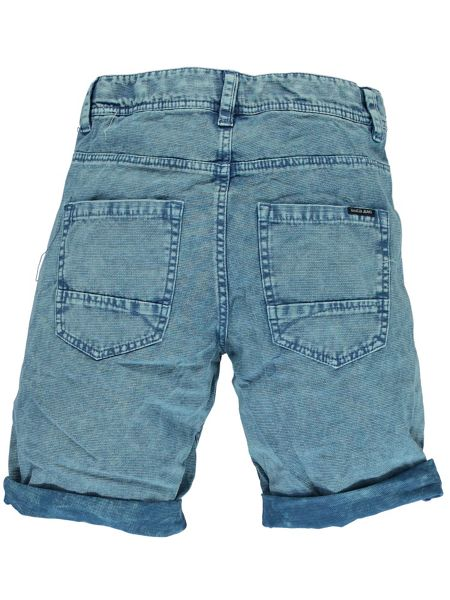 Garcia Boys Cotton Long Shorts
