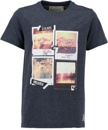 Garcia Boys Photo Print T-Shirt