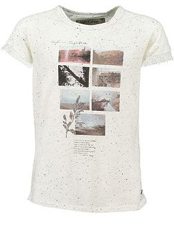Girls Print T-Shirt