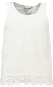 Garcia Girls Broderie Anglaise Cotton Vest