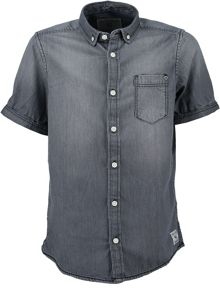 Garcia Boys Denim Cotton Shirt