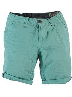 Boys Long Cotton Shorts