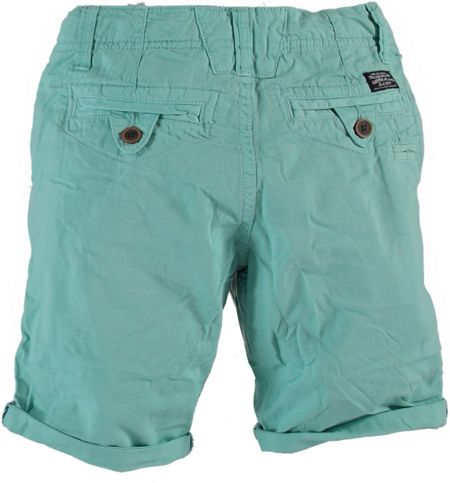 Garcia Boys Long Cotton Shorts