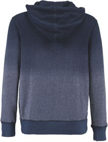 Garcia Boys Tonal Cotton Zip Sweatshirt