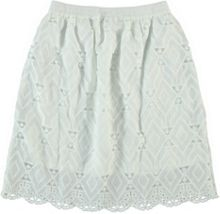 Garcia Crocheted Cotton Skirt