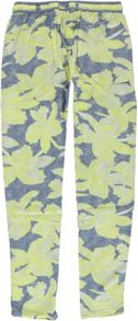 Garcia Floral Print Trousers