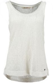 Garcia Textured Sleeveless Top