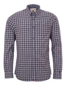 Garcia Check Cotton Shirt