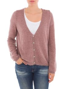 Garcia Cardigan With Split Back