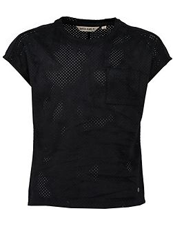 Girls Textured Top