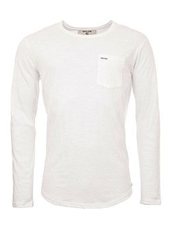 Long Sleeved Cotton Top