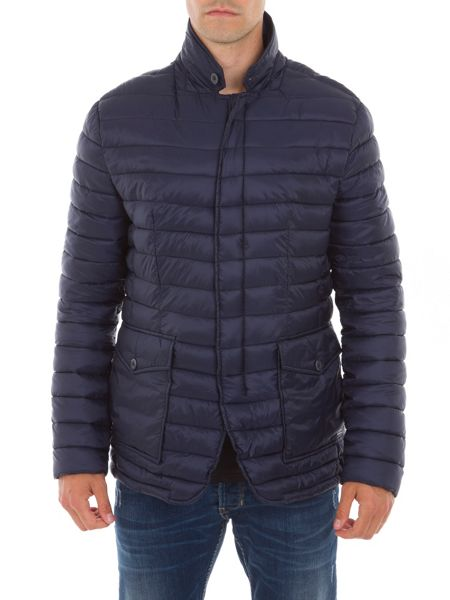 Garcia Quilted Shell Jacket