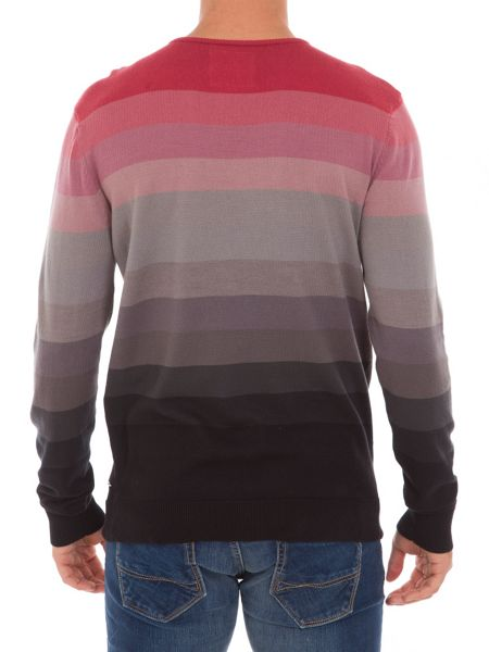 Garcia Striped Cotton Jumper