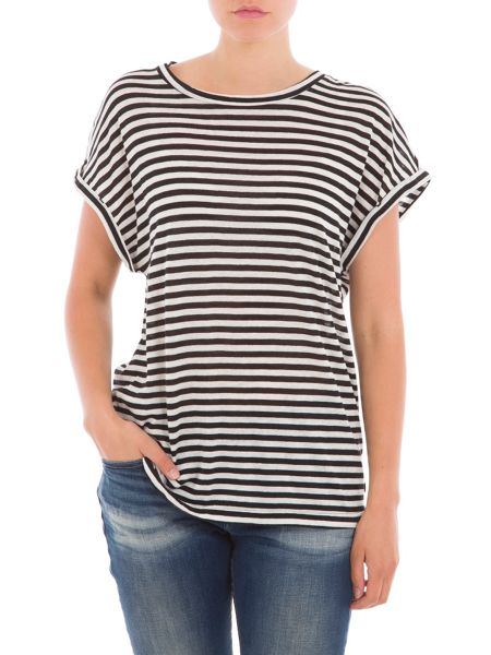 Garcia Striped T-Shirt