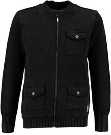 Garcia Boys Zip Up Pocket Cardigan