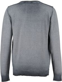 Garcia Boys Distressed Cotton Jumper