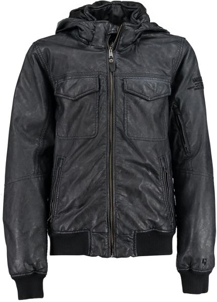 Garcia Boys Faux Leather Jacket