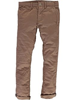 Cotton-Blend Chinos
