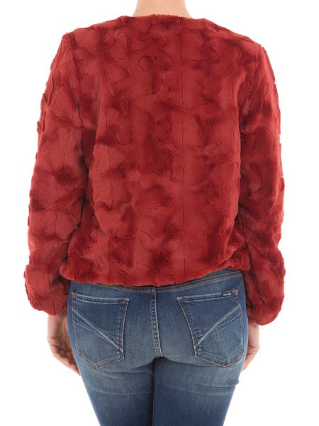 Garcia Faux Fur Jacket