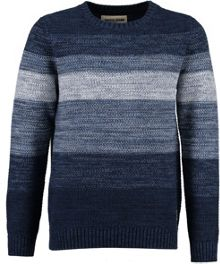 Garcia Boys Striped Cotton Jumper