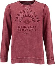 Garcia Boys Distressed Cotton Top