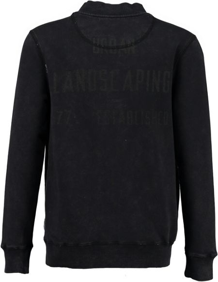 Garcia Boys Zip Up Sweater