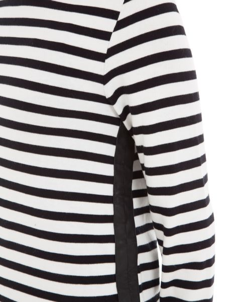 Garcia Striped Cotton Top