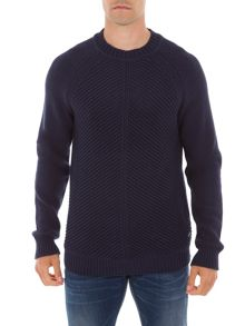 Garcia Paneled Cotton Jumper