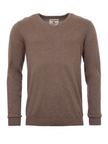 Garcia Fine Knit Cotton Jumper