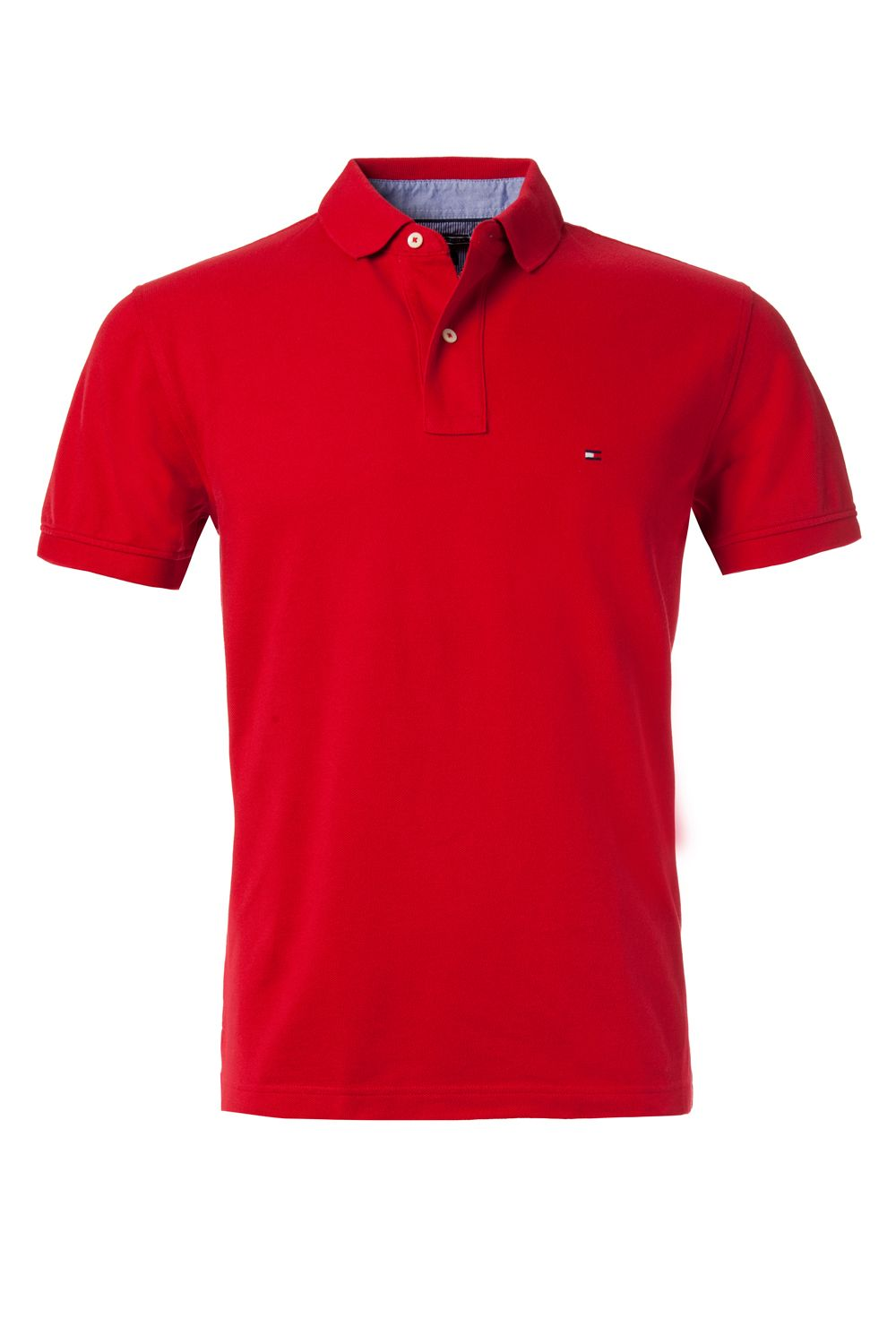 New tommy knit polo