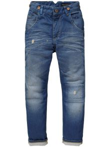 Boys anti-fit denim jean