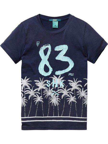 Scotch Shrunk Boys Surfy Tee