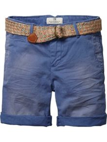 Scotch Shrunk Boys Worker Chino Shorts