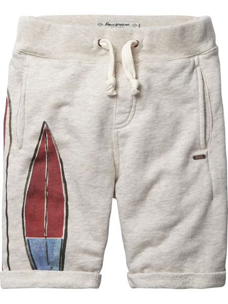 Scotch Shrunk Boys Sweat Shorts