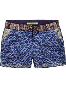 Girls Special Embroidered Shorts
