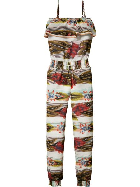 Scotch R'Belle Girls Beach Warrior Jumpsuit