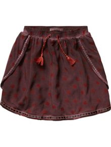 Scotch R'Belle Girls All-over printed skirt