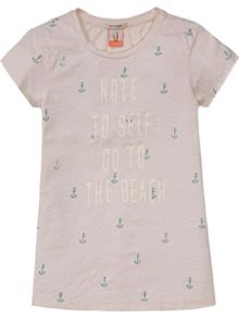 Scotch R'Belle Girls Tee With Artworks