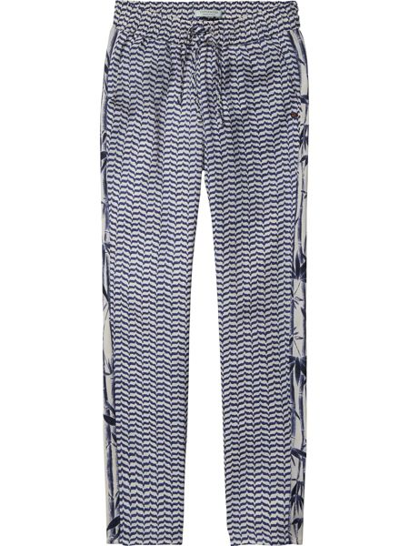 Scotch R'Belle Girls Silky Feel Printed Pants