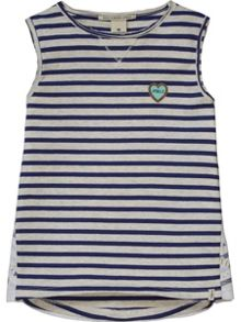 Scotch R'Belle Girls Tanktop Lace Back Panel