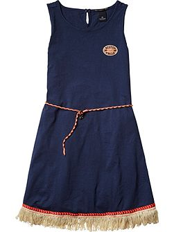 Girls Jersey Dress