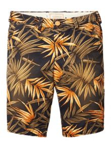 Scotch Shrunk Boys All-Over Printed Shorts