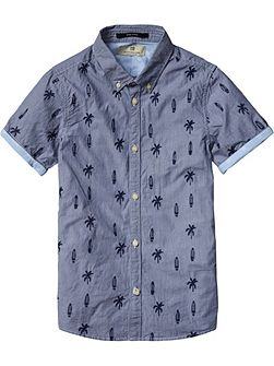 Boys Preppy Shirt