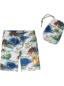 Scotch Shrunk Boys Swimshorts
