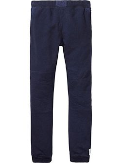 Boys Home Alone Cotton-Jersey Jogging Bottoms