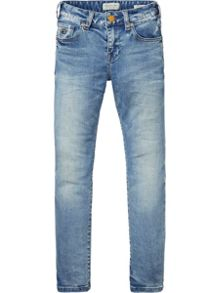 Scotch Shrunk Boys Strummer Skinny-Fit Jeans